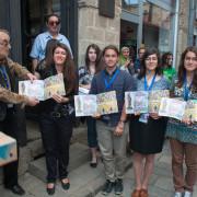 Elevi pietreni premiaţi la Festivalul de Artă Plastică din Macedonia