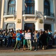 SENS CIVIC: PROTESTE LA PIATRA NEAMŢ PENTRU ROŞIA MONTANA. COMUNICAT DE PRESĂ