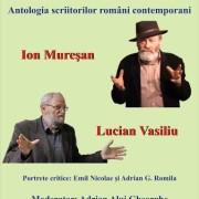 """Un regal de poezie la Biblioteca Judeţeană """"G.T. Kirileanu"""" cu Ion Mureşan şi Lucian Vasiliu"""