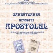 """80 de ani cu revista """"Apostolul"""""""