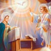 """Azi, Vestea care a schimbat pământul: """"Vei naşte fiu (…) şi Fiul Celui Preaînalt se va chema"""""""