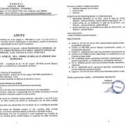 PRIMĂRIA DOBRENI SCOATE LA CONCURS UN POST DE CASIER