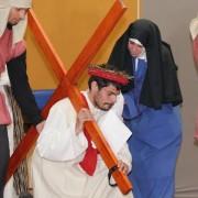 """""""Patimile lui Isus"""" în varianta copiilor de la Păstrăveni"""