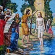 """""""Nu s-a ridicat între cei născuţi din femei unul mai mare decât Ioan Botezătorul"""". Matei 11.11"""