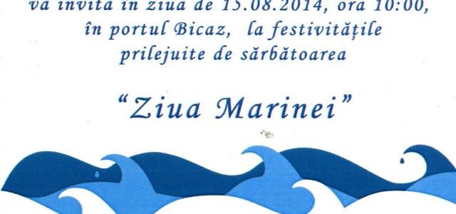 Ziua Marinei la Bicaz. Festivitățile încep vineri, la ora 10