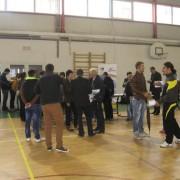 642 de tineri șomeri au participat la la Bursa locurilor de muncă pentru   absolvenți