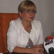 Monica Anton, de la PArtidul Poporului, la independență