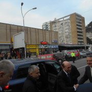 Băsescu, la Roman. PMP îşi lansează candidaţii