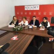 Ionel Arsene, președinte PSD Neamț: PNL Neamț și primarul de carton Dragoș   Chitic au demonstrat, încă o dată, că nu sunt în stare decât să exploateze   electoral suferința nemțenilor