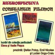 Memorabil: Retrospectiva Constantin Filimon