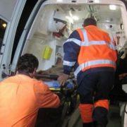 Update 15.15 Piatra Neamţ: două fetiţe duse la spital în urma unui accident rutier