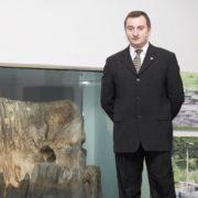 Discurs cu aplauze în plenul CJ al noului director al Complexului Judeţean Neamţ