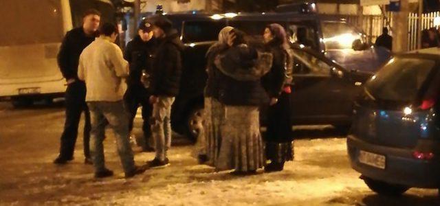 Acum: Poliţia şi Jandarmeria, scandal Taxi la gară