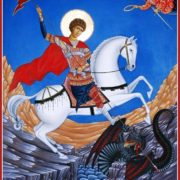 Astăzi, ortodocşii îl sărbătoresc pe Sfântul Gheorghe