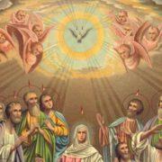Mare sărbătoare creștină: Pogorârea Sfântului Duh
