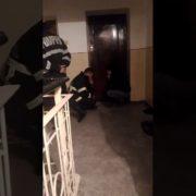 O lehuză şi bebeluşul său au rămas blocaţi în liftul de la Spital, între etaje