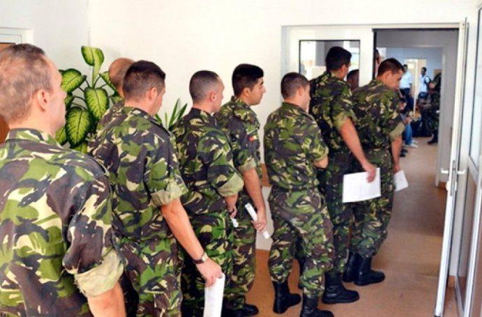 Amplu exerciţiu de mobilizare în Neamţ! Rezerviştii, chemaţi la unităţile militare