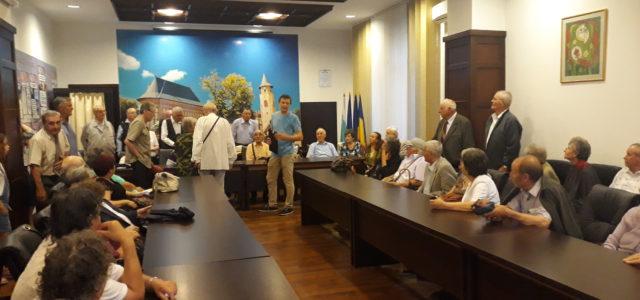 125 de cupluri semi-centenare, premiate de Primăria Piatra Neamţ