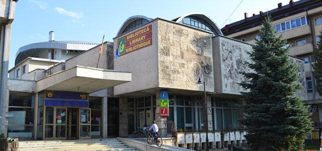 Biblioteca de vacanţă în Neamţ