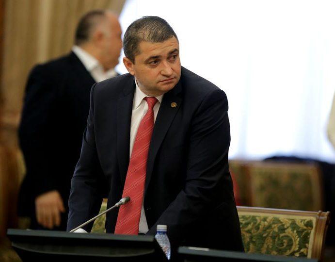 Andruşcă, surpriza de la Senat: ministrul nemţean, aşa cum nu-l ştim