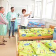 Secţia gândacilor din Spitalul Piatra Neamţ, rasă din temelii