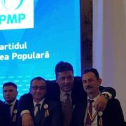 Bogdan Gavrilescu, reales vice-preşedinte PMP la nivel naţional