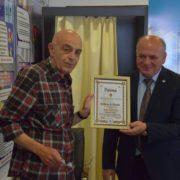 Un titlu meritat: Emil Nicoale, cetăţean de onoare al oraşului Piatra Neamţ