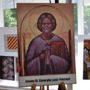 Proclamare de canonizare la Piatra Neamţ: Gheorghe Pelerinul