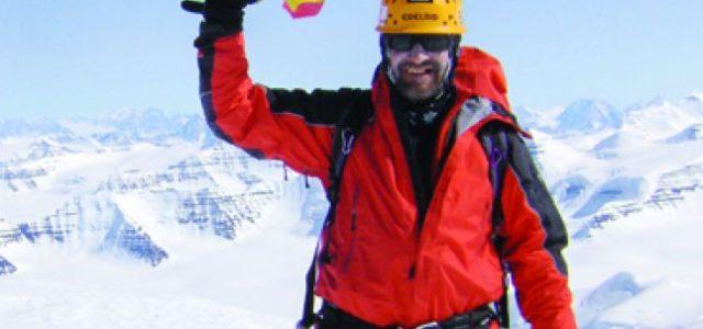 Constantin Lăcătuşu, ascensiune la 7000 de metri: MUNTII KUN LUN din China