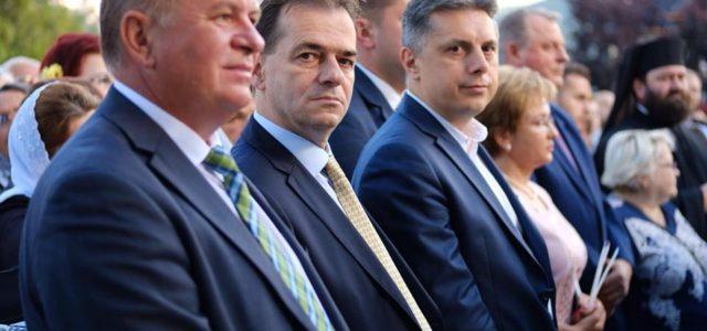 Orban către liberalii nemţeni: pacea fie cu voi!