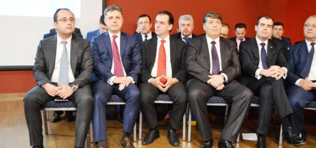 Ludovic Orban la Piatra Neamţ