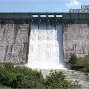 Lacul Bicaz, a doua deversare în două zile: 136 mc apă/secundă