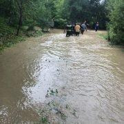 Patru oameni luaţi de ape în Neamţ! Ultimul, a fost surprins de viitură, la Mărgineni