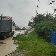 Se întâmplă din nou: inundaţii în Neamţ