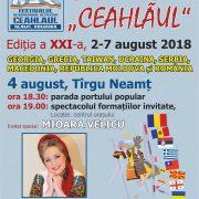 Festivalul Muntelui Ceahlău. În loc de concluzii
