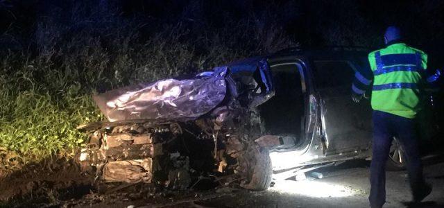 În această noapte, grav accident la Turtureşti. O persoană a murit