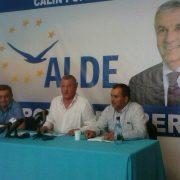 Conferinţă de presă la ALDE Neamţ