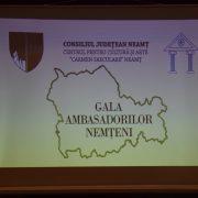 Mecenatul, o nouă categorie premiată la Gala Ambasadorilor Nemţeni