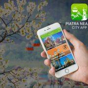 În direct cu Primăria Piatra Neamţ, prin City App