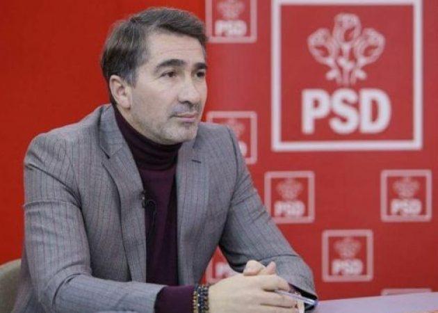 Ionel Arsene, şeful PSD Neamţ: PSD nu e un partid al scrisorilor pierdute