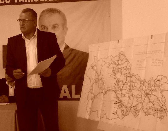 Două bile albe pentru vicepreşedintele CJ Ion Asaftei(ALDE): diplomaţie politică şi Podul de la Preluca