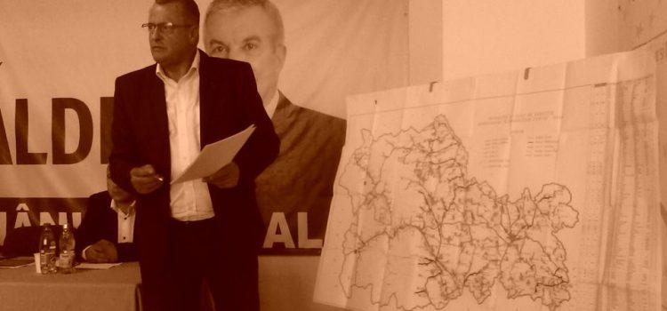 """Preşedintele ALDE Neamţ, Ion Asaftei: Axialul reparat, altfel, """"un pic de obraz crăpat"""""""