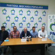 Alegeri la PMP Piatra Neamţ. Trei noi veniţi vor avea funcţii în Biroul de conducere