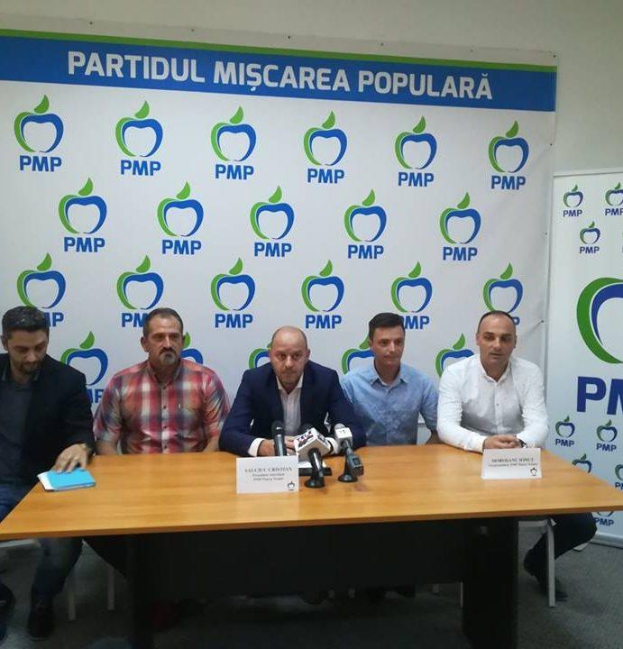 PMP Neamţ, poziţie fermă legată de referendum