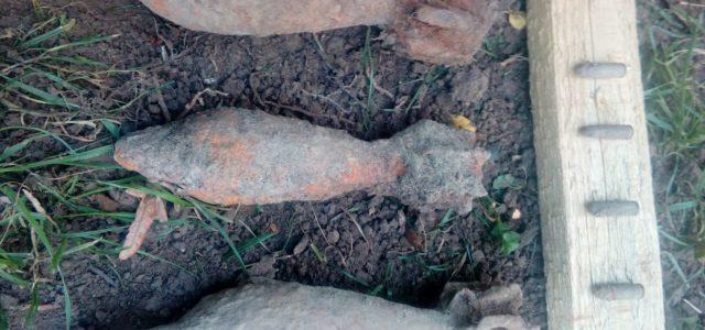 Şase elemente de muniţie neexplodată în Neamţ. Toate, din al doilea Război Mondial