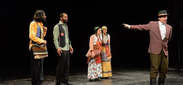 """Kali Traš (Frica Neagră)"""", primul spectacol despre Holocaustul romilor, la Teatrul Tineretului"""