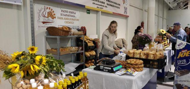 Astăzi, o altfel de Zi a recoltei în Piaţa centrală din Piatra Neamţ