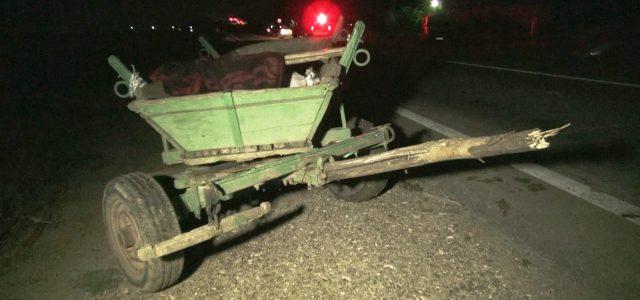Către ATOP Neamţ: interzicerea circulaţiei căruţelor pe timp de noapte!