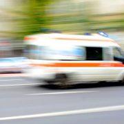 Şoferul accidentat aseară la castelul de apă, a fost transportat la Iaşi