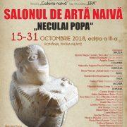 Salon de Artă naivă la Piatra Neamţ